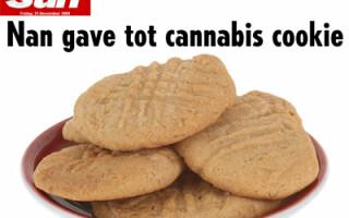 O bunica s-a sinucis, dupa ce i-a dat nepotelului un biscuit cu marijuana!