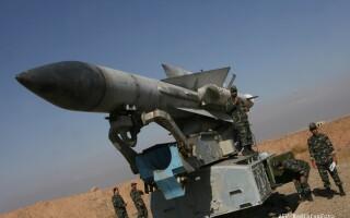 Iran, racheta