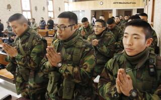 Soldati sud-coreeni