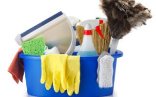 obiecte pentru curatenie