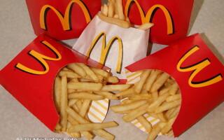 cartofi McDonald's