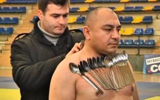 Etibar Elchyev, barbatul magnetic