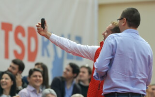 Mihai Sturzu, Victor Ponta