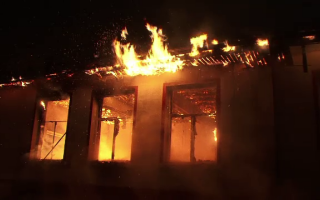 incendiu scoala