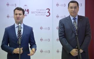 Robert Negoita, Victor Ponta