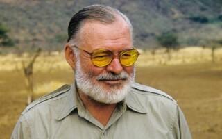 Momentul acela ciudat cand Hemingway face o pauza ca nu stie CUM SA SCRIE: