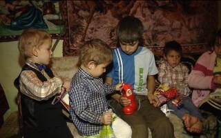 Greu incercati de viata. Povestea a 8 frati din judetul Cluj