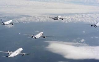 Airbus acrobatie