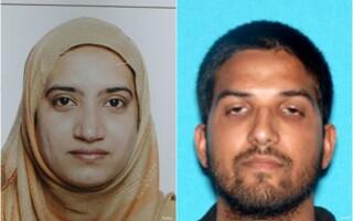 autorii atentatului din California
