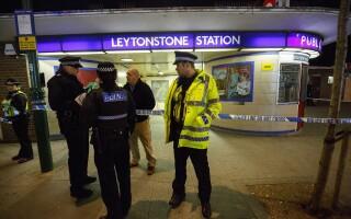 atac metrou Londra