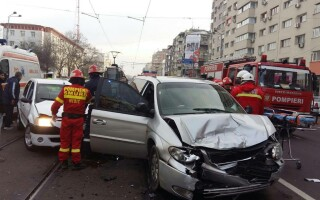 Accident Stefan cel Mare