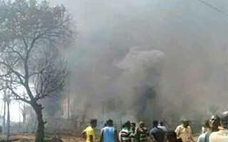 explozie Nigeria