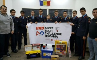 FIRST Tech Challenge Romania