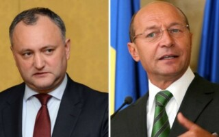 Dodon - Basescu