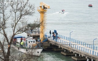 Avion rusesc prabusit in Marea Neagra