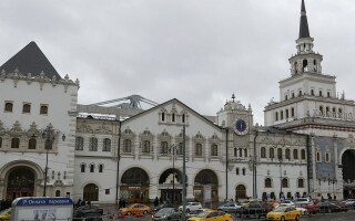 gari evacuate Moscova