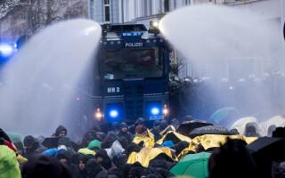 Proteste masive în Germania