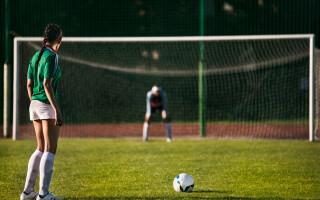 fotbalista istock