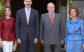 Majestatea Sa Regele Juan Carlos I al Spaniei