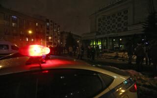 Explozie la Sankt Petersburg