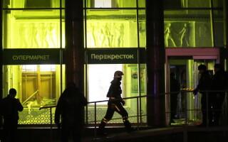 atentat Sankt Petersburg