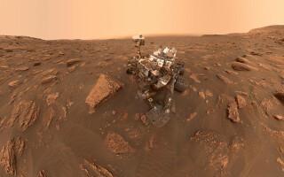 robotul curiosity