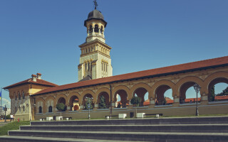 catedrala Alba Iulia