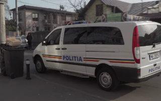 masina politie, politie