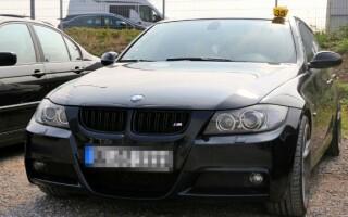 masini confiscate Germania