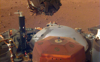 Sonda Insight, Marte