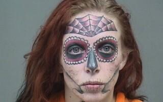 femeie arestata in Ohio