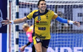 Cristina Neagu, handbal