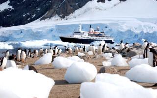 nava de explorare polara