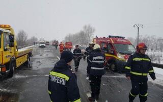 accident Avrig