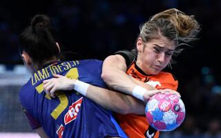 romania - olanda handbal