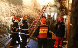 incendiu Damaroaia