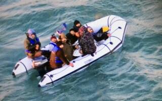 migranti in Canalul Manecii