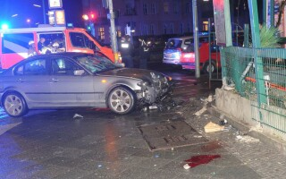 accident Berlin