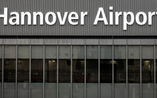 Aeroportul din Hanovra