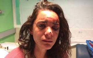 Tanara agresata in Spania