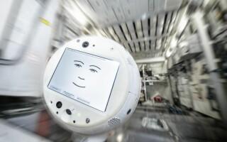 robot emotii