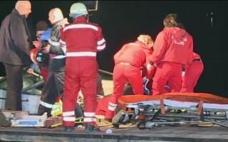 Dosarul prăbuşirii elicopterului SMURD în lacul Siutghiol, clasat de procurori
