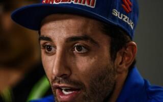 Pilotul italian din MotoGP Andrea Iannone, suspendat provizoriu pentru dopaj