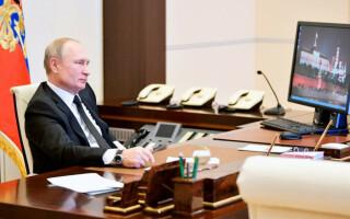 Detaliul de pe calculatorul lui Vladimir Putin care i-a șocat pe analiști