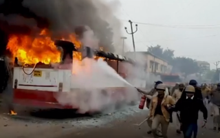 proteste India