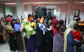 spital din Bangladesh