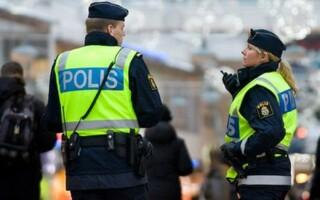 politia suedeza