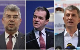 Mesajele politicienilor români de 1 Decembrie 2020. Orban: Următoarea Zi Naţională să ne găsească pe toţi cu bine
