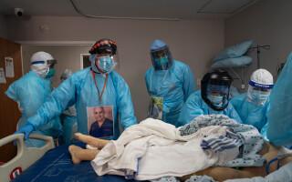 Mărturiile unui medic american care a lucrat timp de 256 de zile non-stop în secția Covid-19 - 2