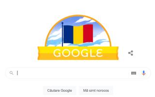 google doodle 1 decembrie